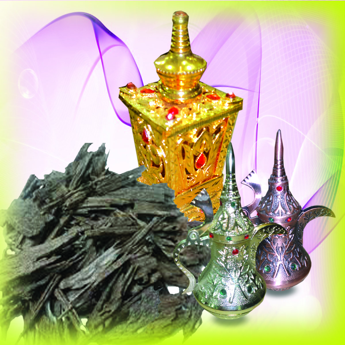 Oud and Oud oil
